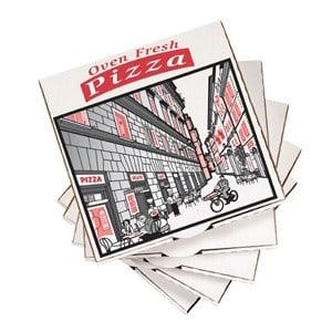 Pizza Boxes (Kraft)